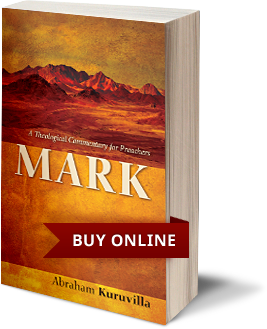 Mark: A Theological Commentary for Preachers book cover
