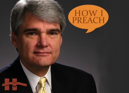Timothy Warren: How I Preach