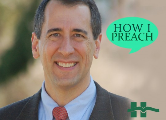 Jeffrey Arthurs: How I Preach