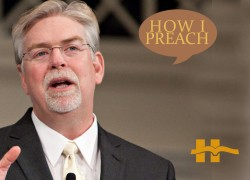 Hershael York: How I Preach
