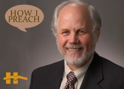 Reg Grant: How I Preach