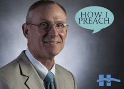 Greg Scharf: How I Preach