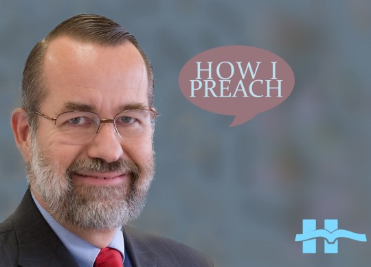 Dennis Johnson: How I Preach