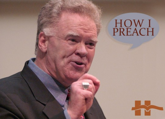 Paige Patterson: How I Preach