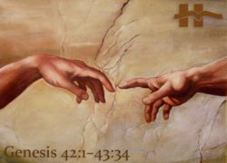 Genesis 42:1–43:34