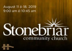 Preaching @ Stonebriar Community Church